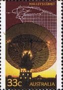 Australia 1986 Appearance of Halley's Comet Fine Mint
