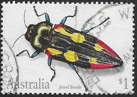 Australia 1991 Insects SG 1290 Fine Used