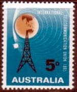 Australia International Telecomunication Union Fine Mint
