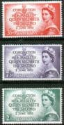 Australia Queen Elizabeth II 1953 Coronation Set Fine Mint