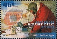 Australian Antarctic Territory 1997 Research Expeditions SG 118 Fine Used