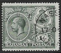 Bahamas 1920 George V Peace Celebration SG 110 Fine Used