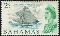 Bahamas 1967 Decimal SG 296 Out Island Regata Fine Mint