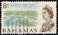 Bahamas 1967 Decimal SG 300 Development Fine Used
