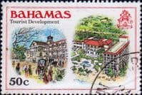 Bahamas 1980 Tourist Development SG 568 Fine Used
