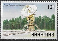 Bahamas 1981 Space Exploration SG 581 Fine Mint