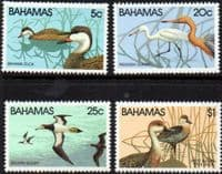 Bahamas 1981 Wildlife Set Fine Mint