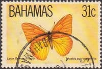 Bahamas 1983 Butterflies SG 655 Fine Used