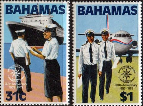 Postage Stamps Bahamas 1980 Bootlegging SG 565 Fine Used