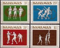 Bahamas 1984 Olympic Games Set Fine Mint