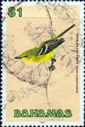 Bahamas 1991 Birds SG 904 Fine Used