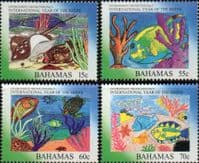 Bahamas 1997 Environment Protection Set Fine Mint