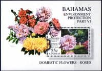 Bahamas 1998 Environment Protection Miniature Sheet Fine Mint