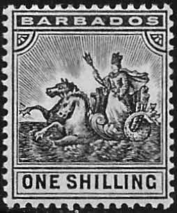 Barbados 1909 Seal of the Colony SG 169 Fine Mint