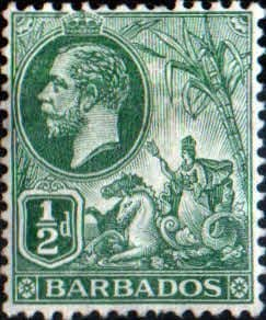 Barbados 1912 Seal of the Colony SG 171 Fine Mint