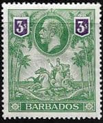 Barbados 1912 Seal of the Colony SG 180 Fine Mint