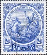 Barbados 1916 Seal of the Colony SG 185 Fine Used