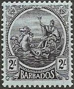 Barbados 1921 Seal of the Colony SG 227 Fine Mint