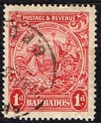 Barbados 1925 Seal of the Colony SG 231 Fine Used