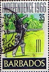 Stamps Barbados 1966 Independence SSG 358 Fine Used
