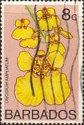 Barbados 1974 Orchids SG 490 Fine Used