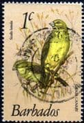 Barbados 1979 Birds SG 622 Fine Used