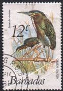 Barbados 1979 Birds SG 627 Fine Used
