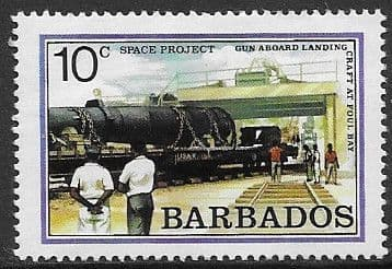 Barbados 1979 Space Projects SG 639 Fine Mint