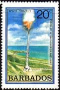 Barbados 1979 Space Projects SG 641 Fine Mint
