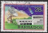 Barbados 1979 Space Projects SG 642 Fine Used