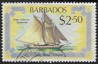 Barbados 1982 Early Marine Transport SG 704 Fine Used