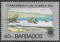 Barbados 1983 Commonwealth Day SG 723 Fine Used