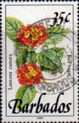Barbados 1989  Wild Plants SG 895a Fine Used