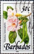 Barbados 1989  Wild Plants SG 897 Fine Used