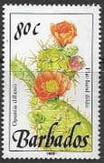 Barbados 1989  Wild Plants SG 901 Fine Mint