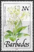 Barbados 1990  Wild Plants SG 924 Fine Used