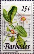 Barbados 1990  Wild Plants SG 925 Fine Used