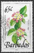 Barbados 1990  Wild Plants SG 930 Fine Used