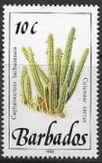 Barbados 1991  Wild Plants SG 892 Fine Used