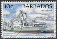Barbados 1994 Ships SG 1030 Fine Used