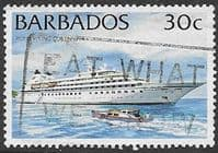 Barbados 1994 Ships SG 1032 Fine Used