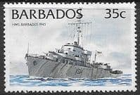 Barbados 1994 Ships SG 1033 Fine Used