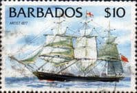 Barbados 1994 Ships SG 1042 Fine Used