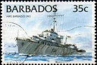 Barbados 1996 Ships SG 1079 Fine Used