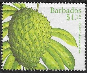 Barbados 1997 Local Fruits SG 1118 Fine Used