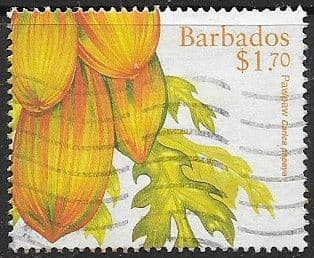 Barbados 1997 Local Fruits SG 1119 Fine Used