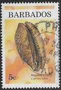 Barbados 1997 Shells SG 1107 Fine Used
