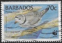 Barbados 1999 Endangered Species SG 1137 Fine Used