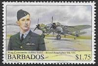 Barbados 2008 Airmen and Aircraft SG 1329 Fine Used