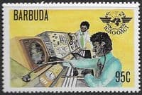 Barbuda 1979  Civil Aviation Organisation SG 462 Fine Mint